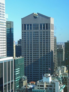 550 Madison Avenue (formerly AT&T building and Sony Building) (1984)
