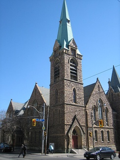 Grace Toronto PCA owns the historic St. Andrews Church