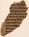 Uncial 0308 is a fragment of the Book of Revelation.