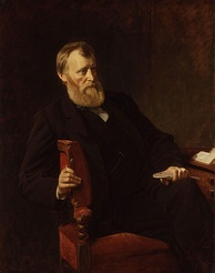 William Edward Forster by Henry Tanworth Wells.[3]