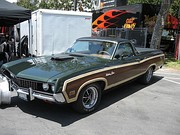 1970 Ford Ranchero Coupe utility
