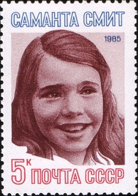 After ten-year-old American Samantha Smith wrote a letter to Yuri Andropov expressing her fear of nuclear war, Andropov invited Smith to the Soviet Union.