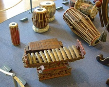Some percussion instruments