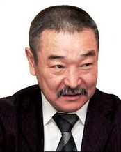 Erkebek Abdulaev, author and former KGB lieutenant colonel in Kyrgyzstan.