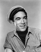 Anthony Quinn won twice for his roles in Viva Zapata! (1952) and Lust for Life (1956).