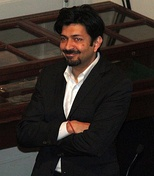 Siddhartha Mukherjee, physician and 2011 winner of the Pulitzer Prize for General Non-Fiction