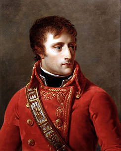 Bonaparte as the new First Consul, by Antoine-Jean Gros, c. 1802, Musée de la Légion d'honneur, Paris