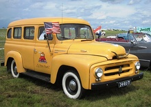 Dodge WC53 ¾ ton 4x4 carryalls for the US Army in 1942–1943