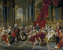 The Family of Philip V. During the Enlightenment in Spain a new royal family reigned, the House of Bourbon.
