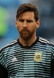 Argentine football star Lionel Messi is of Italian ancestry