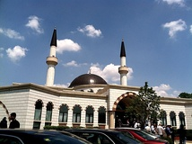 Lombard's Masjid Darussalam, an Islamic center built in 2013.