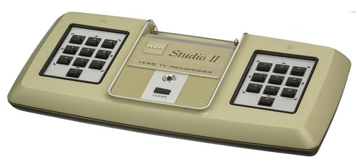RCA Studio II home video game console (1977)