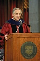 Robert Zimmer (BA, 1968) is a mathematician and president of the University of Chicago.