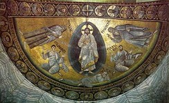 The Transfiguration of Jesus in the Saint Catherine's Monastery