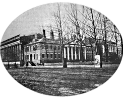 Old State Department building in Washington, D.C., c. 1865