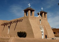 San Francisco de Asis Church at Ranchos de Taos