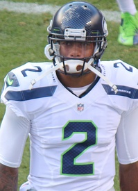 Pryor with the Seattle Seahawks in 2014
