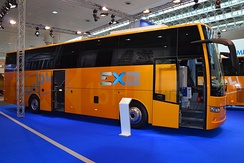 A Van Hool EX15H available 2015