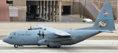 185th Airlift Squadron C-130[note 5]