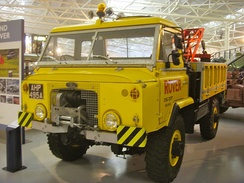 1963 Land Rover Forward Control Recovery Wagon