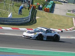 Richard Westbrook won the GT2 Cup for Drivers