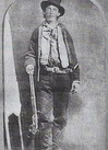 William Bonney aka Henry McCarty aka Billy the Kid, c. late 1870s
