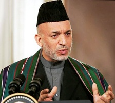 Hamid Karzai dominated Afghan politics after the Taliban's fall