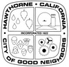 Official seal of Hawthorne, California