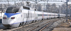 South Korea's KTX
