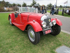 1939 Morgan 4–4 Series I