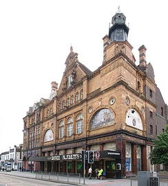 The New Palace Theatre in 2008