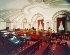 Old Supreme Court Chamber (2007 view)