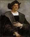 Christopher Columbus, early European explorer of the New World.