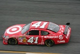 The No. 41 owned by Chip Ganassi shut down after merge with DEI.