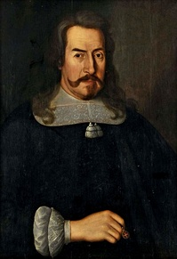 António Luís de Meneses, 1st Marquis of Marialva, commander of the Portuguese army during the battle