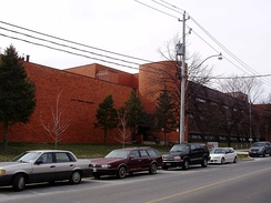 École secondaire catholique Saint-Frère-André in Toronto, is one of many publicly-funded French Catholic schools in the province of Ontario.