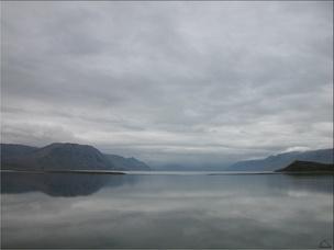 Анадырский залив Берингова моря