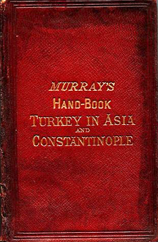 Cover of Handbook for Travellers in Turkey, 1871