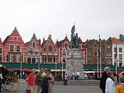 The Markt (market square)