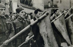 Polish volunteers in the International Brigades