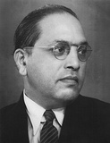B. R. Ambedkar: Founding Father of India; architect of the Constitution of India; 1st Minister of Law and Justice — Graduate School of Arts and Sciences
