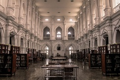 Bahawalpur's central library dates from the princely state period.