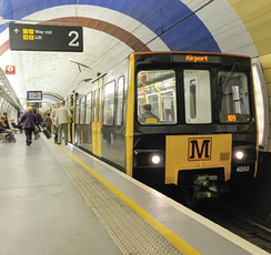 Tyne and Wear Metro Metrocar
