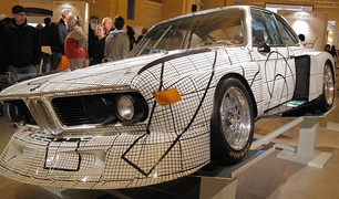 3.0 CSL painted by Frank Stella