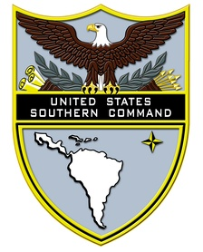 Emblem of the United States Southern Command