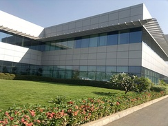 Volkswagen India Plant and offices in Pune