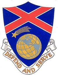 Early unit emblem from the 1950s