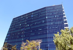 Fremantle North America headquarters at the Pointe office building in Burbank
