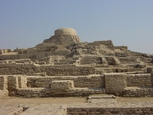 Moenjo Daro of Indus Valley Civilisation. It is listed as a World Heritage Site.