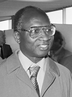 Dawda Jawara, Prime Minister of the Gambia, 1965–1970 and President of the Gambia, 1970–1994